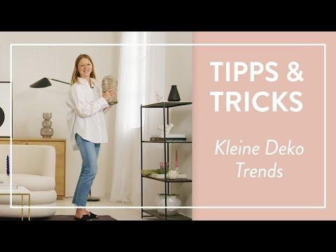 Kleine Deko Trends | Tipps & Tricks | Westwing