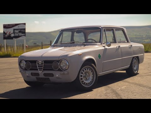 Alfa Romeo Giulia 1972 CINEMATIC Film