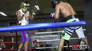Manny Pacquiao - Jorge Linares Spars Manny Pacquiao