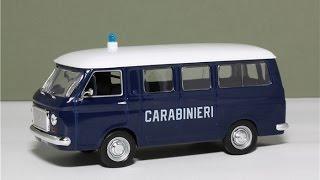 Полицейские машины мира №2 Fiat 238