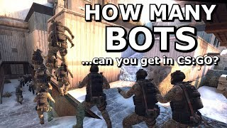 How Many Bots can CS:GO Support? thumbnail