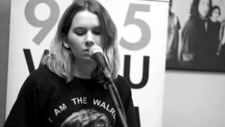 BROODS  - Never Gonna Change - Live at 95.5 WBRU FM