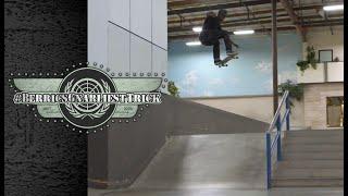 Dashawn Jordan's Gnarly Gap To Frontside Boardslide | Berrics Gnarliest Trick