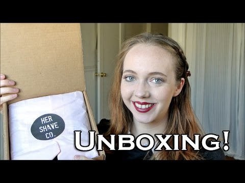 Her Shave Co. Unboxing | Monthly Shaving Box For Women!