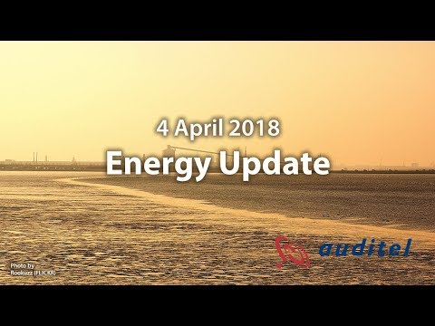 Energy Update for 4 April 2017