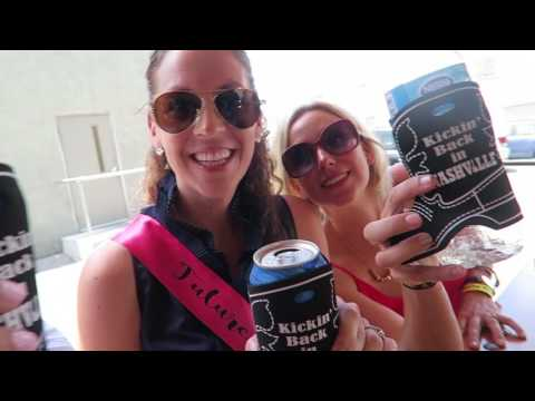 NASHVILLE BACHELORETTE PARTY! | BFF Vlog
