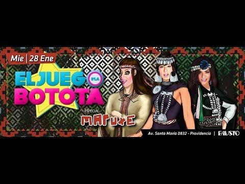 #JuegoBotota / T07-C18 / Mapuxes