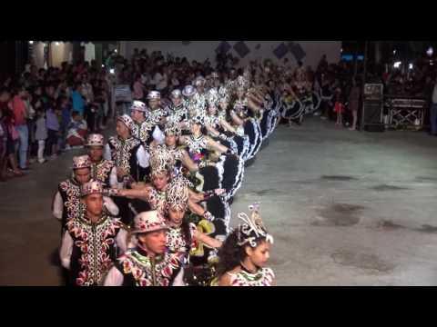 Festa Junina de Manaíra - Quadrilha estilizada 2017