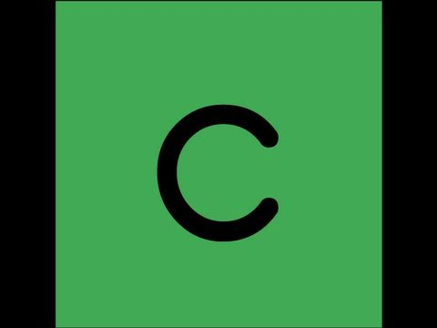 Letter C Song Classic