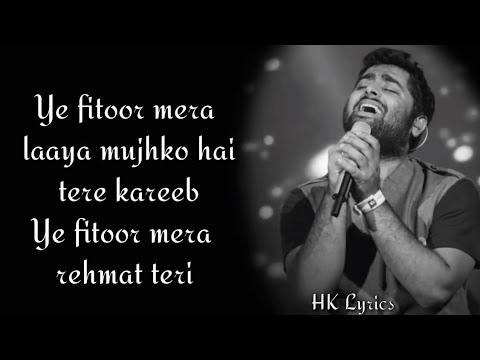 Download Yeh Fitoor Mera (Lyrics) - Arijit Singh