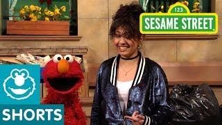 Sesame Street: Alessia Cara's Joke | #ShareTheLaughter Challenge