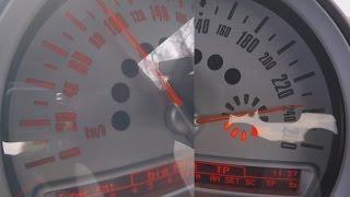Скачать Mini Cooper S R56 1 6 Turbo 0 100 Km H Top Speed On Autobahn