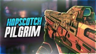 Destiny - The Hopscotch Pilgrim is... Actually Good?! (Destiny Crucible Pulse Rifle)