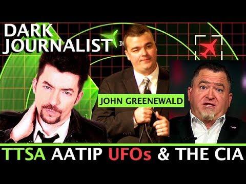 TO THE STARS AATIP CIA UFO DISCLOSURE: ELIZONDO & DELONGE! DARK JOURNALIST & JOHN GREENEWALD