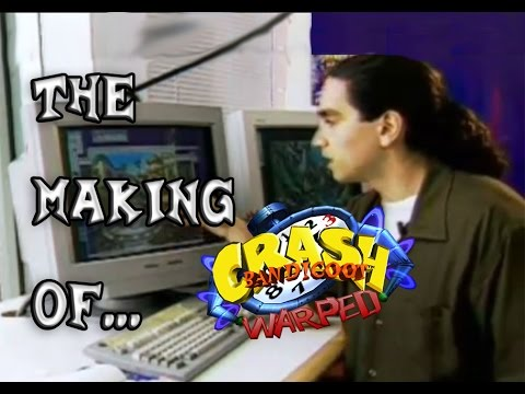 Making of Crash Bandicoot 3 [PlayStation Underground]