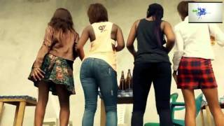 LEXICAL FLO feat MABE CREW GIRLS La Go là Aime le Vin Officiel