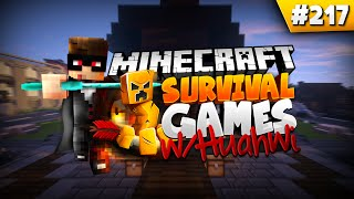 Minecraft Survival Games #217: 2 Hackers 1 Huahwi