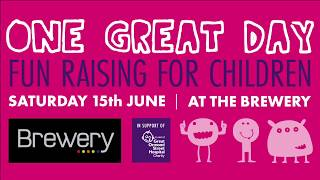 One Great Day Event In Aid Of Great Ormond Street Hospital