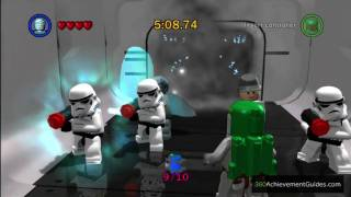 Lego Star Wars: Tcs - Blue Minikit Guide - Episode Iv: Secret Plans