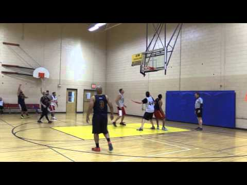 M.C.A.L West Division Basketball Riverside Ballaz vs Sovereign Consulting  3/13/16