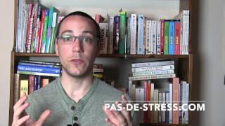 Pratiquez le français grâce à Pas de Stress