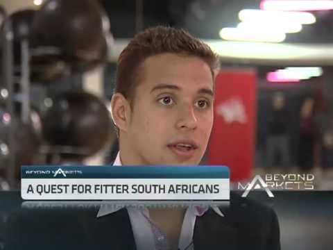 Building a Swimming Culture in SA with Chad le Clos