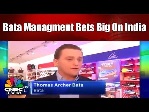 Bata Managment Bets Big On India | CNBC TV18