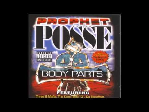 Body Parts - Prophet Posse