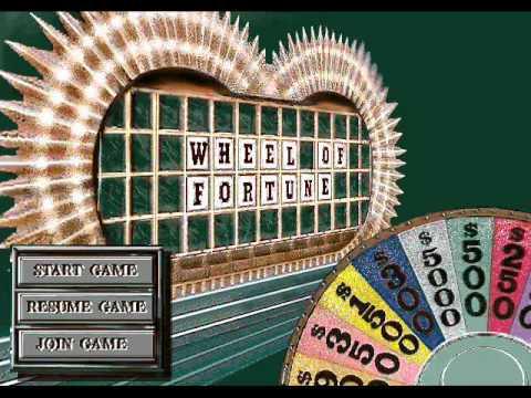 Wheel Of Fortune 1983