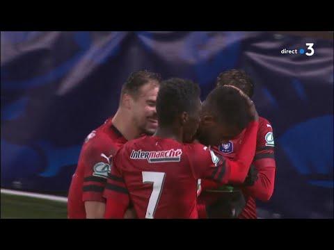 Coupe de France / Rennes - Lille : Le résumé vidéo de la qualification rennaise en 1/4 de finale