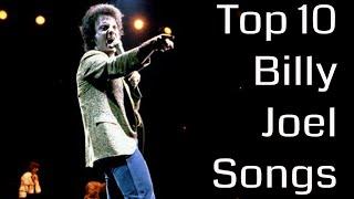 Top 10 Billy Joel Songs  - The HIGHSTREET