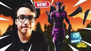 "🔴 NEW PACK ""DEFIER OF COEUR MEON"" ON FORTNITE BATTLE ROYALE !!!"