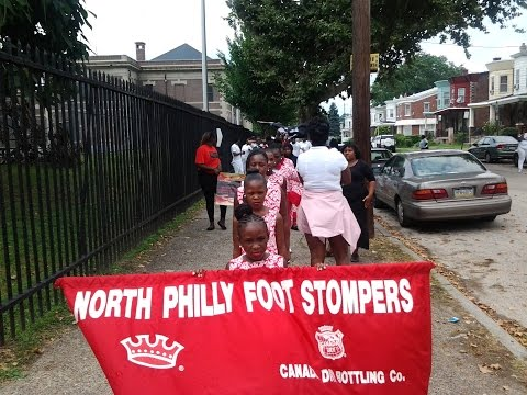 North Philly Footstompers 20 Year Anniversary