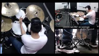 SUNDAY WORKSHOPS (JUNE) - JAZZ DRUMMING | TEASER