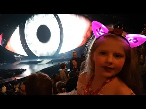 VLT Katy Perry Witness Melbourne 2018
