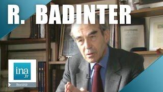 Robert Badinter raconte le procès de Patrick Henry |  Archive INA