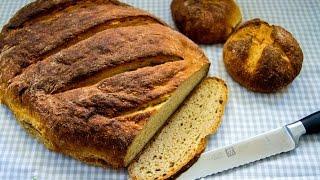Kartoffelbrot und -brötchen -- Rezept und Anleitung