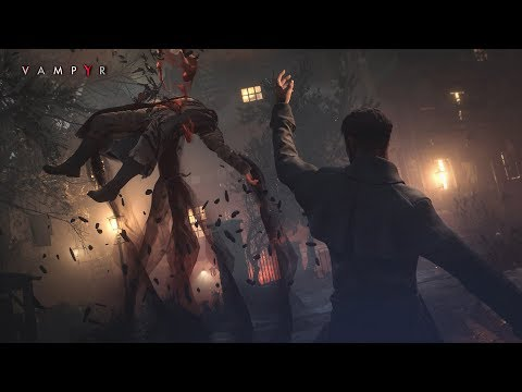 Vampyr On Intel i5-5200u (Low End Pc)