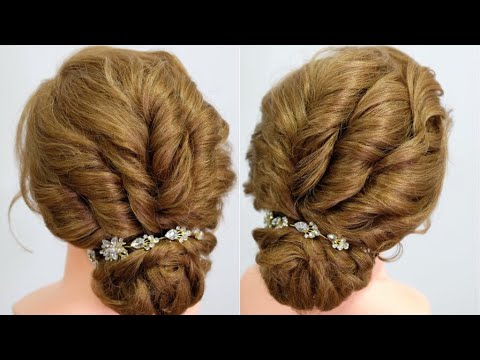 Bridal Hairstyle Prom Updo Hairstyle Tutorial