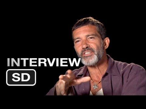 Ruby Sparks Interview - Antonio Banderas - HD Movie