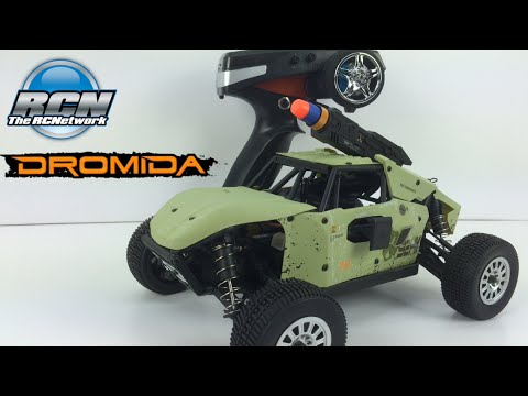 dromida-wasteland-1/18th-desert-buggy---unboxed-and-running-review