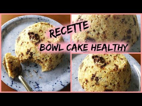 recette-:-bowl-cake-healthy
