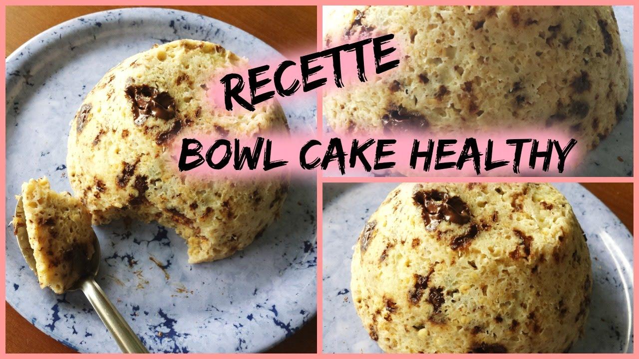 Recette Bowl Cake Herbalife