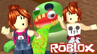 ROBLOX-ESCAPE FROM the ZOMBIE ATTACK on the SUBWAY #VídeoExtra