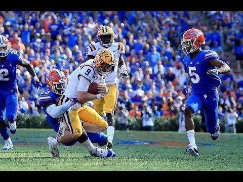 Florida Vs LSU LIVE FOOTBALL LIVE NCAA  Football LIVE STREAMING