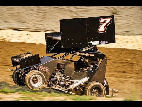 Kyle Mitchell Deming Speedway A-Main