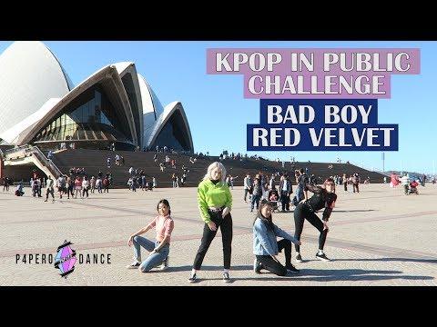 [KPOP IN PUBLIC] BAD BOY - RED VELVET | P4pero Dance