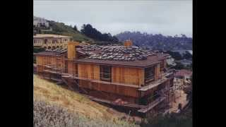 Building A Multi-million Dollar Home Overlooking The Golden Gate Bridge In Tiburon, Ca Marin County