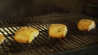 Sweet Mandarin Salmon Recipe  Traeger Grills