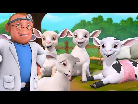 Download ಐದು ಮೇಕೆ ಮರಿಗಳು - Five Little Goats | Kannada Rhymes for Children | Infobells